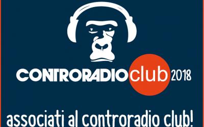 Controradioclub: soci mancano all'appello! Settimana di pressing in onda